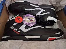 Reebok Pump Omni Lite Dee Brown Black/White Classic Retro Dunk Contest OG 8-13