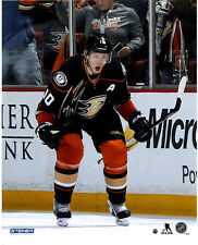 Corey Perry Anaheim Ducks Celebrates OT Goal Against Colorado Avalanche Signe...