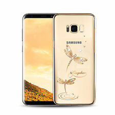 Galaxy S8 Plus Case Bling Diamond Crystals From SWAROVSKI Element Hard PC Cover