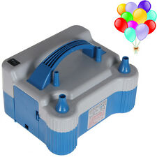 Electric 680W Household Balloon Inflator Electric Balloon Pump with 2 Nozzles