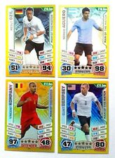 MATCH ATTAX WORLD CUP 2014 MAN OF THE MATCH CARDS # 241-267 - ADD TO BASKET