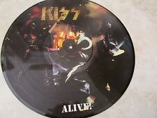 KISS   - GENE SIMMONS ACE FREHLEY PETER CRISS PAUL STANLEY - RARE