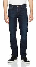 French Connection Jeans Indigo 05 Blue Tapered Slim Narrow Leg Denim Pants