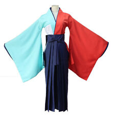 Urara MeirochoTatsumi Kon Kimono Anime Costume Cosplay Set Uniform Unisex New
