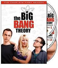 Big Bang Theory - The Complete First Season (DVD, 2008, 3-Disc Set)