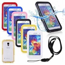 Swimming Waterproof Shockproof Phone Case Cover For Samsung Galaxy S7 edge S6 S5