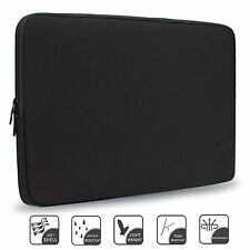 Top Security Zipper Notebook Laptop Sleeve Case Carry Bag Pouch Cover 13 -15.6''