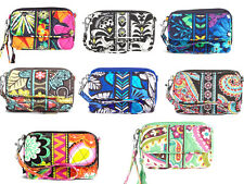 NWT VERA BRADLEY ALL IN ONE CROSSBODY or WRISTLET or CLUTCH
