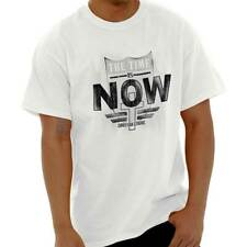 Time Is Now Christian Religious Gifts Jesus Christ Christian T-Shirt Tee