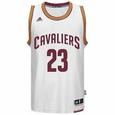 2017 NBA Finals #23 Lebron James White Cleveland Cavaliers Jersey