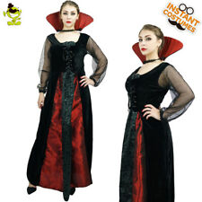 New Style Women's Vampire Costume Fancy Dress For Halloween Party Cosplay Show