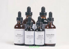 Black Cohosh Pure Organic Top Quality Extract Tincture 1 2 4 oz PMS Menopause