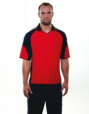 Mens Gamegear Cooltex Sporting Shirt by Kustom Kit - Gents Sports Top KK996