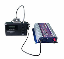 Solar Grid tie Inverter with power limiter  LCD optional,MPPT Pure Sine Wave