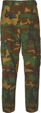 LOT OF 12 WHOLESALE WOODLAND CAMO MENS LIGHT WEIGHT BDU PANTS CHOOSE YOUR SIZE