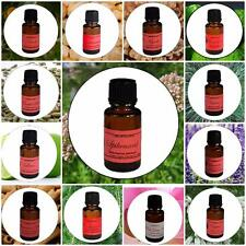 Aromatherapy 100% Certified or Certified Organic Essential Oils  - L to Z