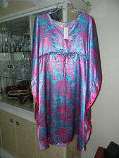 Ladies Bobbie Brooks MuuMuu Dress One Size Causal Muu Muu