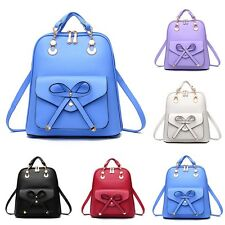 Summer Womens Girl Shoulder Tote Schoolbag Bookbag School Bag Handbags Backpack