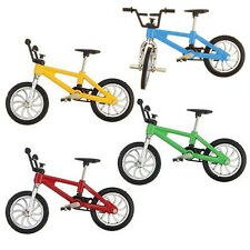 "4.4"" Mini Fuctional Finger Mountain Bike BMX Fixie Bicycle Boy Toy Creative"