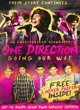 One Direction: Going Our Way (DVD, 2013) W/Free Locker Poster