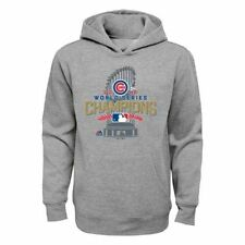 Chicago Cubs Youth 2016 World Series Champions Locker Room Pullover Hoodie Sale
