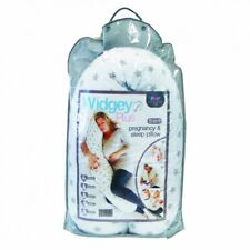 PHP Gift and Baby Ltd Widgey Plus Nursing Maternity Pillow (Silver Star). Delive