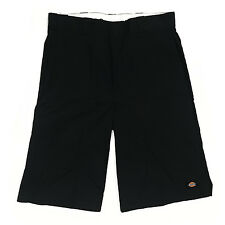 Dickies 13 Inch Loose Fit Multi-Use Pocket Work Shorts Black Authentic FREE P...