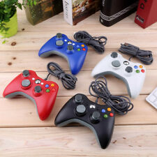 LOT New 2.4GHz Microsoft -Game Wireless/Wired Controller for Xbox 360 PC  BT