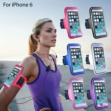 Running Jogging Sports Armband Case Cover Holder for iPhone 7 Plus Samsung S8 WP