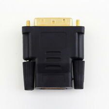 DVI Male to HDMI Female adapter Gold-Plated MF Converter For HDTV LCD Pro XP