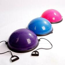 """23"""" Ball Balance Yoga Trainers Fitness Strength Exercise Gear with Hard Pump"""