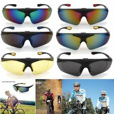 PC UV400 Cycling Sunglasses Outdoor Sports Unisex Windproof Sun Glasses Eyewear