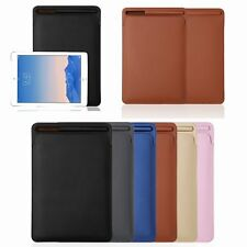 """PU Leather Sleeve Case Cover Pouch Holder for Apple Pencil & iPad Pro 9.7"""" 10.5"""""""