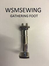 BERNINA SEWING FEET GATHERING/PIN TUCKING/BUTTON SEW ON/ROLL HEMMER