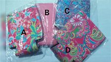 Monogrammed Patterned can Koozie, Can Holder, Neoprene Can Cooler, Lilly, Beach