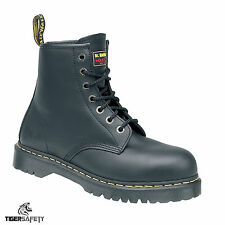 Dr Martens DM Docs Icon 7B10 Steel Toe Cap 7 Eyelet Heavy Duty Work Safety Boots