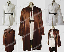 Star Wars  Kenobi Jedi TUNIC Cosplay Costume Complete Outfits Tunic Pants Robe