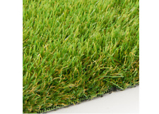 Artificial Grass Astro Turf Fake Lawn Realistic Outdoor Carpet - MANSFIELD 38mm