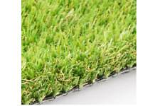 Artificial Grass Astro Turf Fake Lawn Realistic Outdoor Carpet - FOREST 35MM