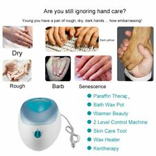 Wax Heater Salon Spa Warmer Machine Paraffin Therapy Bath Pro Hand Skin Care HOT