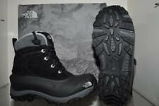 The North Face Mens Chilkat II Winter Snow Boots Black/Gray NIB ❄️❄️❄️❄️❄️❄️❄️❄️