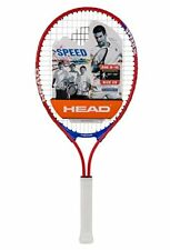 Red/Blue Speed Junior Tennis Racquet This Fifty Recommended Player Age Eight