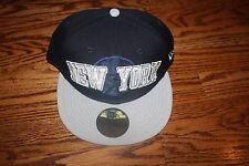 NEW YORK YANKEES NEW ERA NEC ARCH 59FIFTY HAT CAP 100% AUTHENTIC