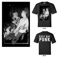EAST BAY PUNK T-SHIRT FEATURING GREEN DAY