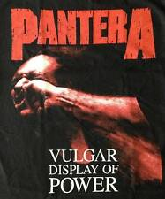 "New! Pantera ""Vulgar Display"" Heavy Metal Rock Band Licensed Tour Adult T-Shirt"