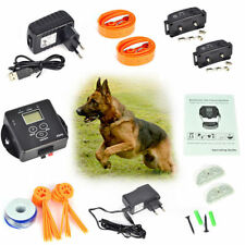 Pet Dog Electronic Fence Wireless Remote PET In-ground Containment System X800