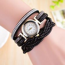 Womens Rhinestone Watches Wristwatches Bling Watch Quartz Watch Woman Rhinestone
