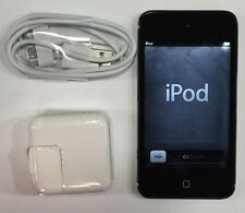 iPod Touch 4th Generation Black 32GB Works Great NICE! - A1367 - MP3 Player