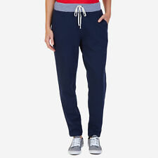 Nautica Womens French Terry Active Pant