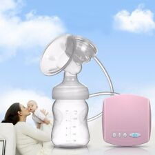 Automatic Electric Powerful Nipple Suction Milk Feeding Single Breast Pump F6